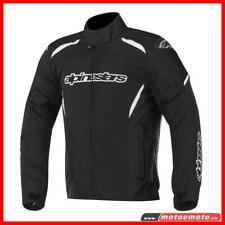 Modeka Giacca Moto Dyke Canvas Pelle Slim-Fit Used-Look con Protezioni Taglia XL