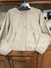Kelly By Clinton Kelly Lined Jacket