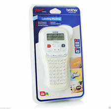 Brother P-Touch® H101C Handheld Thermal Label Printer + Tape