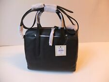 Fossil Sydney midnight navy satchel bag brand new, with tag