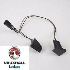 Genuine Vauxhall Tigra B Replacment Horn Buttons Harness Loom 9196058 2004-2009