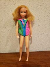 Vintage 1970 #1117 Dramatic Living Skipper Doll RARE Barbie MOD original outfit