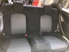 FIAT GRANDE PUNTO ESSEESSE ABARTH LOW MILES COMP CLOTH REAR SEATS & HEADRESTS