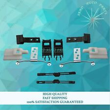 10 Parts Sunroof Repair Set BMW E46 320i 323Ci 325i 328Ci 330i M3 54138246027