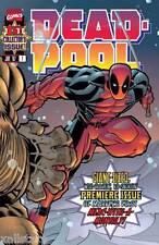 Deadpool Vol 2. 1997 -1 to 69 VF/NM (#1 CGC 9.8)