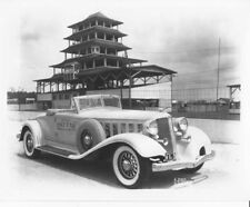1933 Chrysler Imperial 500 Pace Car at Indianapolis Motor Speedway Photo 0010