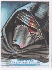 2017 Star Wars Galactic Files Reborn sketch card Brad Hudson (d)