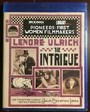 The Intrigue Blu-ray Forgotten Films of Julia Crawford Ivers  Kino Lorber Sealed
