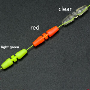 10 Pieces 20mm Floating Bobber Stopper Fishing Tool Float Rock Fishing AU