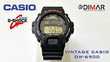 VINTAGE CASIO DW-6900 FOX FIRE G-SHOCK MODULO 1289 JAPAN