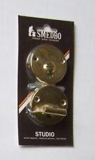 SMEDBO STUDIO Bad/WC- Rosetten Set Messing/Gold Glanz Nostalgie Design Austausch