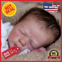 43 Cm Reborn Doll Diy Blank Doll Kit Reborn Baby Vinyl Unfinished Toys Boy Girl