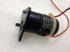Barber-Colman 24 volt DC Gear Motor BYQM-33810-5 used 24vdc copier