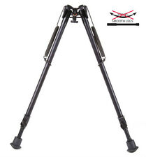 "New Harris Bipod Model 13"" to 27"" Smooth Leg Solid Mount 25C-1A2"