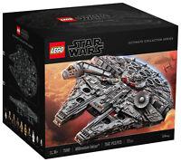 Lego Star Wars 75192 UCS Millennium Falcon NEU OVP BLITZVERSAND AM 28.02.2018!