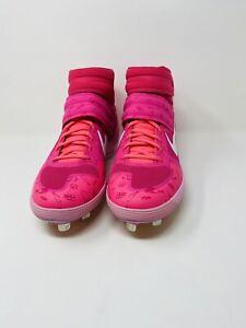 Nike Alpha Huarache Elite 2 Mothers Day Baseball Cleats Men's Sz 13 CI2227-603