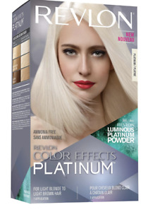 Revlon Color Effects Platinum- Luminous Platinum Powder