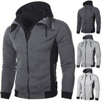 Herren Jacke Mantel Winterjacke Moto Ubergangsjacke Freizeit Mantel Outwearlinie