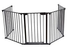 Veiligheidshek voor kinderen, open haard en trappen, totale lengte 3 meter
