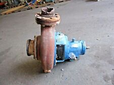 GOULDS 3796 MT 4 X 6 - 13 IRON PUMP, #918915J USED