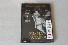 Zimna wojna - DVD - POLISH RELEASE NOWOŚĆ 2018 COLD WAR POLSKI FILM