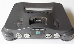 Nintendo 64 N64 Console System Super Fun Retro Gaming Vintage Christmas Present