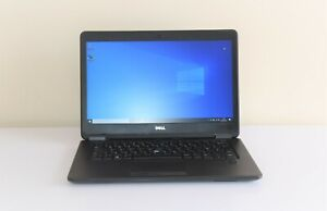 "DELL LATITUDE E7450 14"" Intel Core i5 5300U 2.90GHz 8GB 512GB SSHD Windows 10"