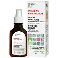 GREEN PHARMACY INTENSIVE HAIR THERAPY BURDOCK SERUM AGAINST HAIR LOSS