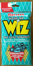 Selleys Wash Up Wiz The Safe Scourer For Teflon Silverstone Corningware Yellow