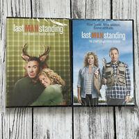 Last Man Standing Season 7 & Season 8 (DVD, 6-Disc)Brand New & Sealed US Seller