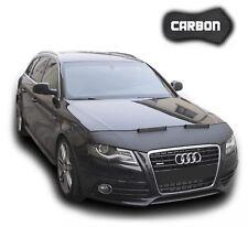 Bonnet Bra Audi A4 B8 A5 8T CARBON Stoneguard Protector Front End Car Mask Cover