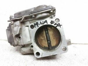 09 10 11 12 13 14 Acura TSX 2.4L Throttle valve body TPS sensor 16400-RLG-J01