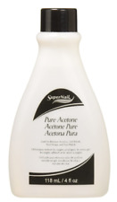 SUPERNAIL PURE ACETONE 4oz bottle - Super Nail Remover Acrylic Gel Nail Polish