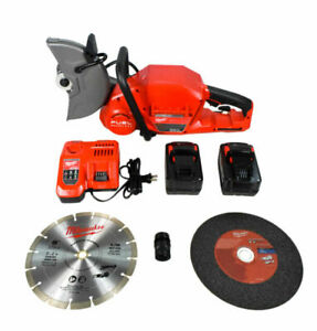 "Milwaukee 2786-22HD M18 FUEL™ 9"" Cut-Off Saw w/ ONE-KEY™ Kit"