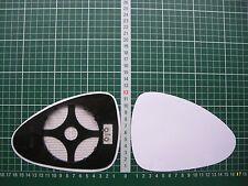 Rétroviseur Extérieur Miroir De Verre Ersatzglas PORSCHE BOXSTER à partir de 1998-2004 Li ou RE ASPH