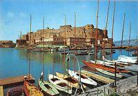 B58376 Napoli Marina di S Lucia boats bateaux  italy