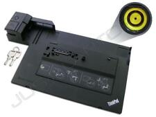 IBM LENOVO THINKPAD X220 USB 2.0 Docking station con / 2 CHIAVI PER 3.0 0A65683