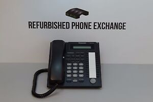 Panasonic KX-T7731-B Digital Phone Refurbished A-Stock Display Speakerphone