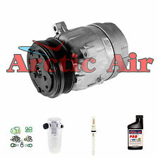 Premium Auto A/C Compressor for 1997-1998 Buick Regal Pontiac Grand Prix 3.8L V6