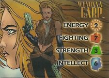 OVERPOWER Wynonna Earp Promo Chrome hero Marvel vs Wildstorm