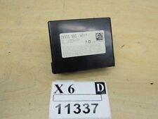 2007 08 TSX tire air pressure SUSPENSION TPMS CONTROL module computer sensor ecu