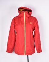 Missing Link Hooded Women Jacket Coat Size 40