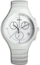 SALE RADO TRUE WHITE CERAMIC CHRONOGRAPH MENS WATCH :R27832012