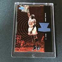 MICHAEL JORDAN 199 UPPER DECK #F1 FORCES FOIL INSERT CARD CHICAGO BULLS NBA MJ