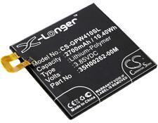 3.85V Battery for Google Nexus S1 35H00262-00M 2700mAh NEW