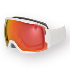 Smith Vice Whiteout Goggles w/ CP Everyday Red Mirror Lens