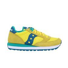 SAUCONY JAZZ sneakers giallo scarpe donna mod. 1044-534
