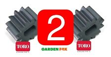 savers 2 x Genuine new TORO Lawnmower Rear Wheel 12 Tooth Pinions GEAR 115-4668