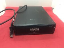 Denon Compact Disc Auto Changer Dch-600. 5-Discs.