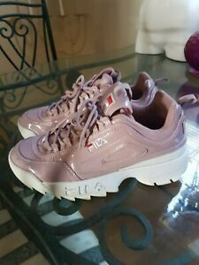 Fila Disruptor 2 Pink Sneakers